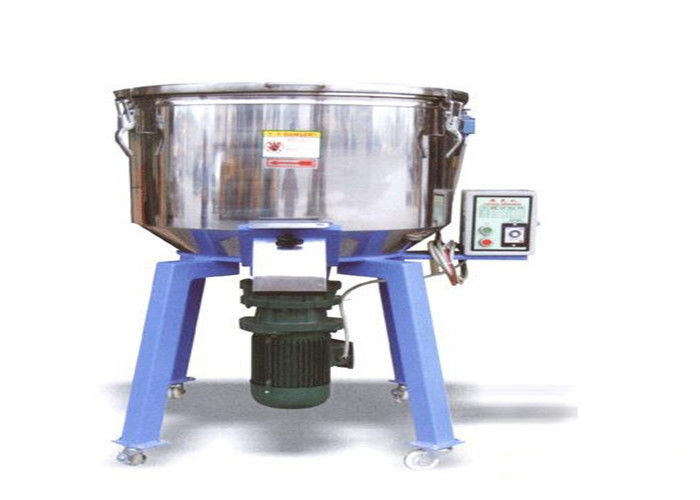 High Speed Mixer For Pvc Compounding PP PE Granules , Plastic Mixer Machine